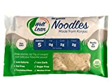 Organic Well Lean Noodles (6 Pack/57.1 oz) - Premium Shirataki [Ready to Eat, No Boiling, ODOR FREE, Non-GMO] - LOW CALORIE, LOW CARB - Gluten Free, Vegan, Keto - Premium Konjac Pasta