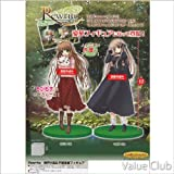 Taito Rewrite- rewrite -: Kobe Birds & Senri Akane figures (all set of 2)