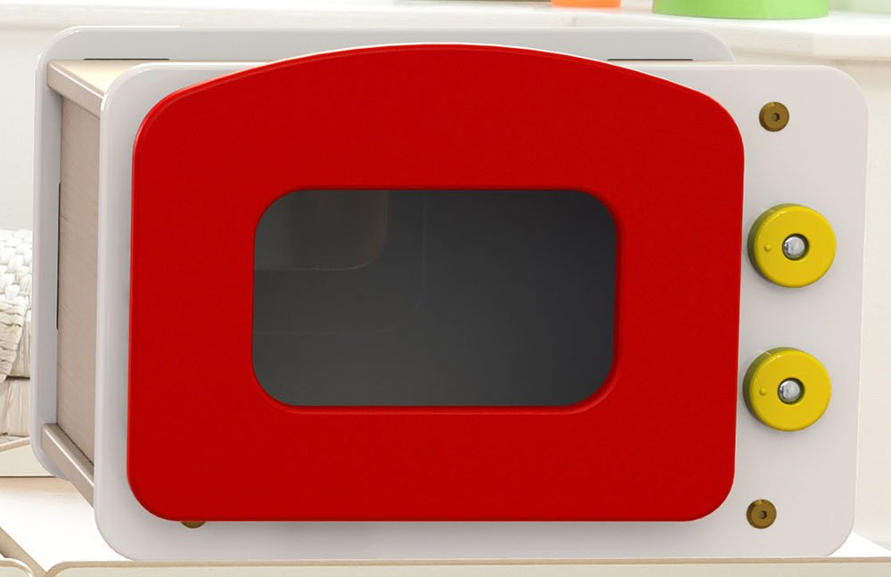 Inspirational Nurseries PT411 Chelsea Microwave Toy