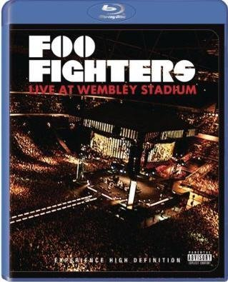 - FOO FIGHTERS:LIVE AT WEMBLEY STADIUM