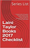 download ebook laini taylor books 2017 checklist: reading order of daughter of smoke & bone series, faeries of dreamdark series, strange the dreamer series and list of all laini taylor books pdf epub