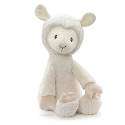 "GUND Baby Baby Toothpick Llama Stuffed Animal Plush Toy, 16"", Multicolor: Toys & Games"