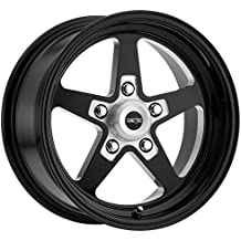 """Vision 571 Sport Star II Gloss Black/Milled Wheel with Milled Finish (15x8""""/5x114.3mm)"""