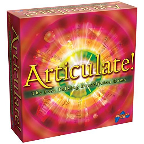 Articulate Board Game 12+