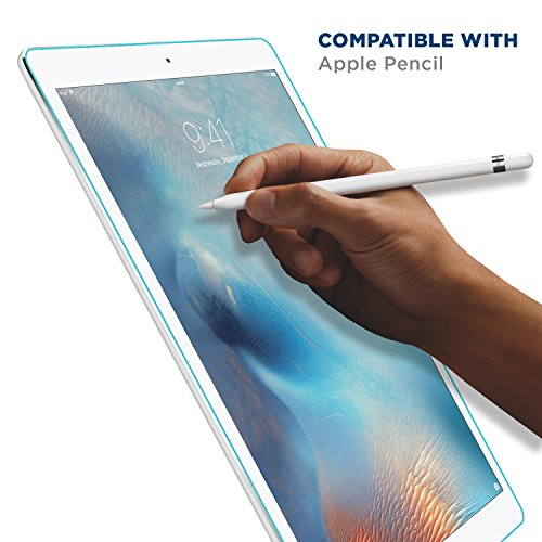 Tech Armor iPad Pro (12.9'') Ballistic Glass Screen Protector for Apple iPad Pro 12.9-inch (NEW 2017) [1-pack] by Tech Armor (Image #5)
