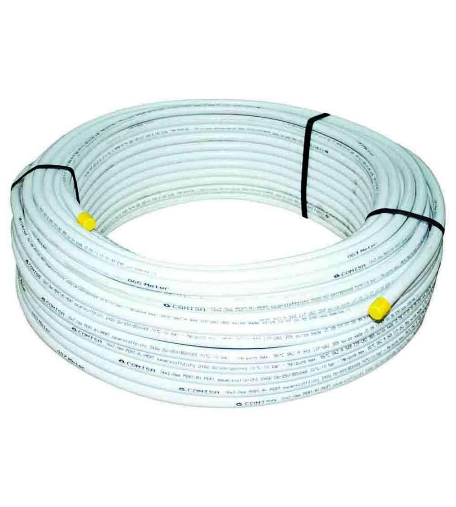 Idrobric-MT 10 Rollo TUBO Multicapa Diam-SFURMT002410 Desnudo 16