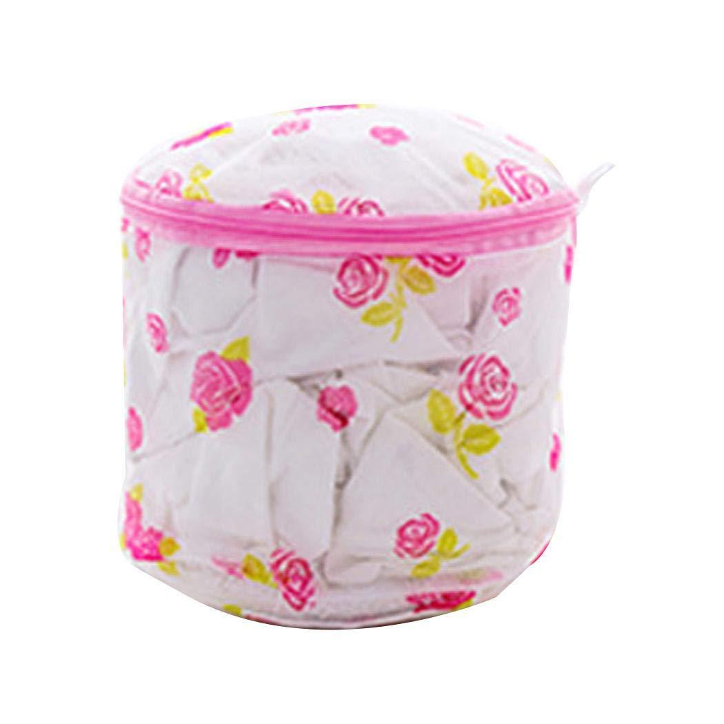 hotstype Bra Protective Washing Bag Printed Folding Laundry Bag Underwear Storage Bag Laundry Bags
