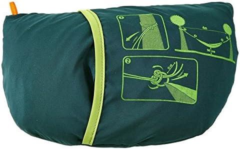 DECATHLON al aire libre único hamaca doble Camping Swing ...