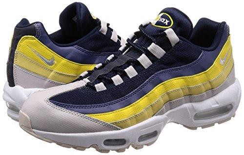 Grigio 107 Nike Air Max tour Scarpe lemon Essential white vast Grey Yellow 95 Ginnastica Wash Uomo Da 8wf1q