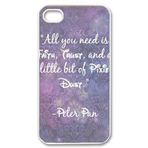 iphone 4 case peter pan - 3