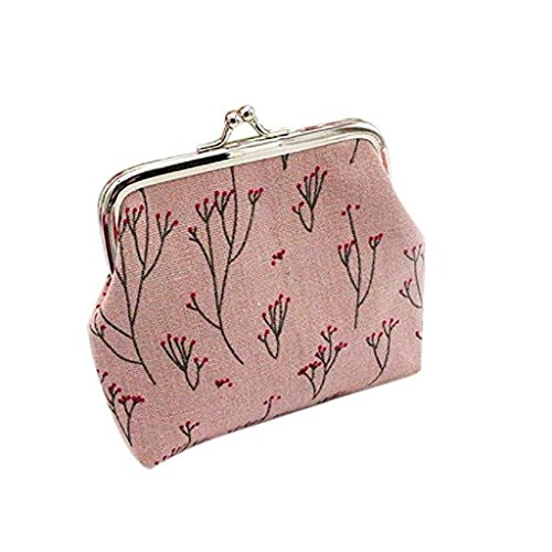 Women Purse Pink Clutch Cool Noopvan Clearance Mini Coin Wallet Wallets Bag Women Girls 2018 Wallet Wallet qPZFzt