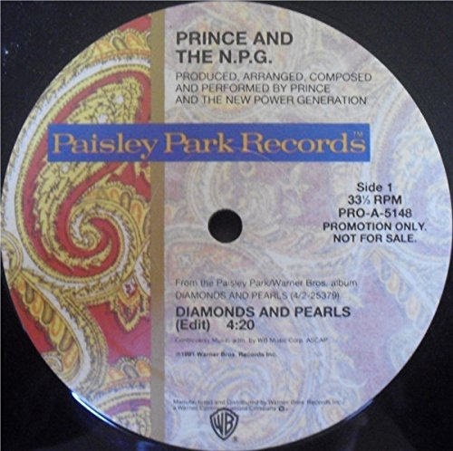 Vinilo : Prince - Diamonds And Pearls (LP Vinyl)