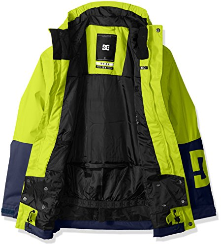 Big Jacket Shoots Boys' Snow Tender Defy DC Youth pw1RzMqq8