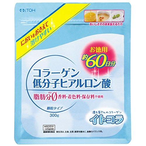 Collagen Hyaluronic Acid Economy Pack 300g