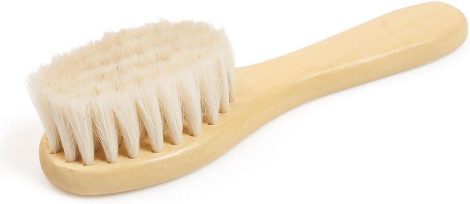 Grünspecht 520 - Cepillo de cerdas naturales para bebé