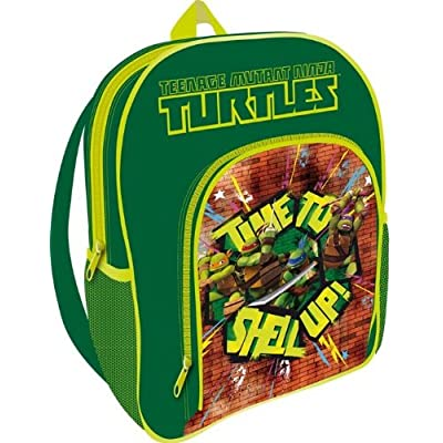 durable service Teenage Mutant Ninja Turtles 'Time To Shell Up' Backpack