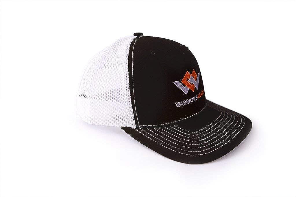 Warriors Heart Structured Trucker Hat