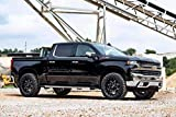"Rough Country 2"" Leveling Kit compatible w/ 2007-2020 Chevy Silverado GMC Sierra Tahoe Suburban Yukon 1500"