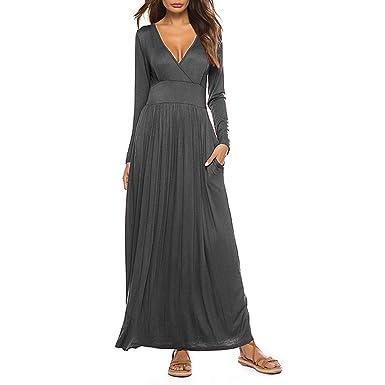 Amazon damen langarm kleider