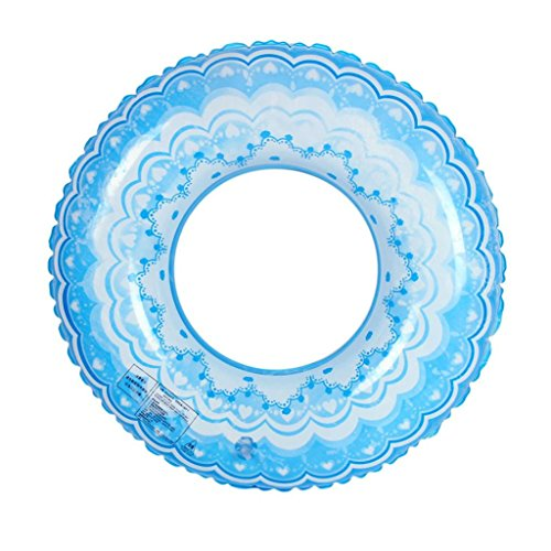 Coohole 2017 Summer Swim Ring Inflatable Adult And Kids Children Swimming Pool Tool
