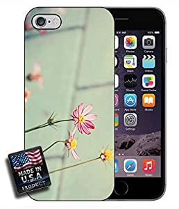 Pink Daisy Flowers iPhone 6 Hard Case by mcsharks