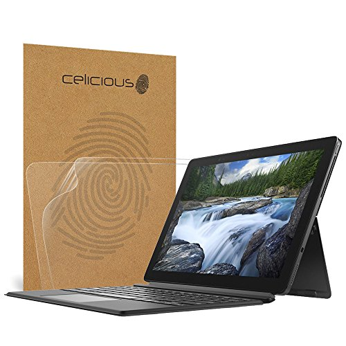 Celicious Matte Anti-Glare Screen Protector Film Compatible with Dell Latitude 12 5290 (Touch) [Pack of 2] by Celicious