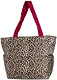 Leopard Travel Tote Bag