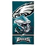 McArthur Philadelphia Eagles NFL Spectra Beach Towel