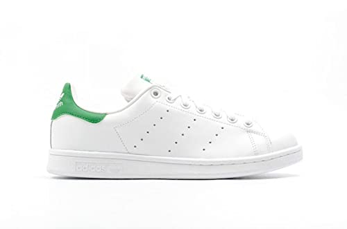 ADIDAS STAN SMITH SNEAKERS BIANCO VERDE M20324-2 - 40-2-3,