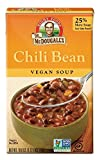 Dr. McDougall's Right Foods Soup, Chili Bean, 18-Ounce (Pack of 6)
