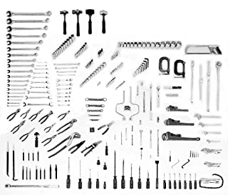 Wright Tool 126 Intermediate Set Tools Only, 255-Piece (B0051VDLDQ) | Amazon price tracker / tracking, Amazon price history charts, Amazon price watches, Amazon price drop alerts
