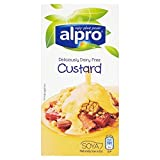Alpro Vanilla Soya Custard 525g - Pack of 6