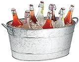 best seller today TableCraft Galvanized Beverage Tub,...