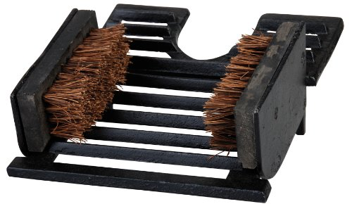 cast iron boot brush - 4