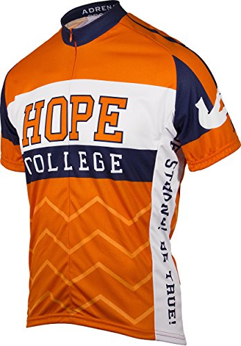 - NCAA Adult Hope College Flying Dutchmen Cycling Jersey (XX-Large)