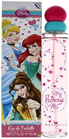 Disney My Princess And Me Eau de Toilette Spray for Kids, 1.7 Ounce