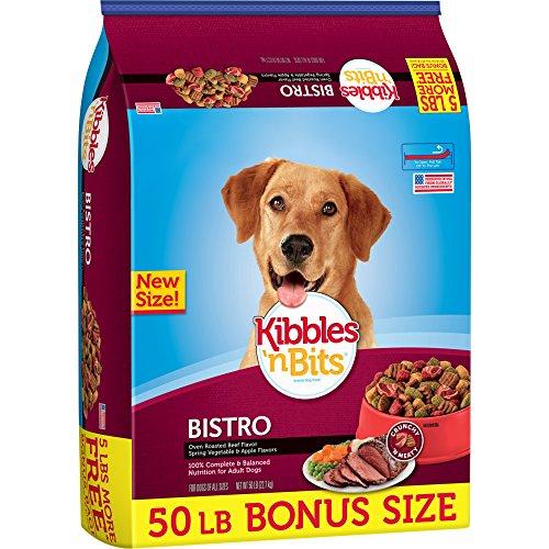 ro Oven Roasted Beef & Vegetables Dry Dog Food Bonus Bag, 50 Lb ()
