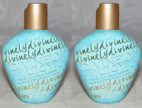 Lot of 2 Designer Skin Divinely Juicy 3.6 Oz Facial Intensifier