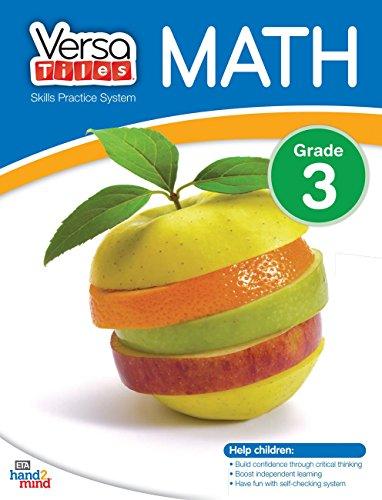 VersaTiles Skills Practice Math Activity Book (Grade 3)
