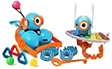 Wonder Workshop – Dot and Dash Robot Wonder Pack for Kids 6+ –...