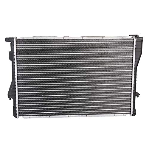 SCITOO Radiator Compatible with 1999-2003 BMW 540i 740i M5 Z8 CU2285