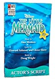 img - for MTI Broadway Junior Collection: Disney The Little Mermaid JR. Actor's Script book / textbook / text book
