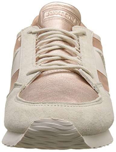 Le Coq Sportif ECLAT ATL Metallic Leather Mix, Baskets Basses Femme Multicolore (Multicolor)