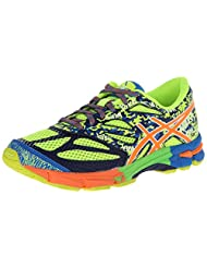 Asics Boy's Gel-Noosa Tri 10 Gs Ankle-High Synthetic Running Shoe