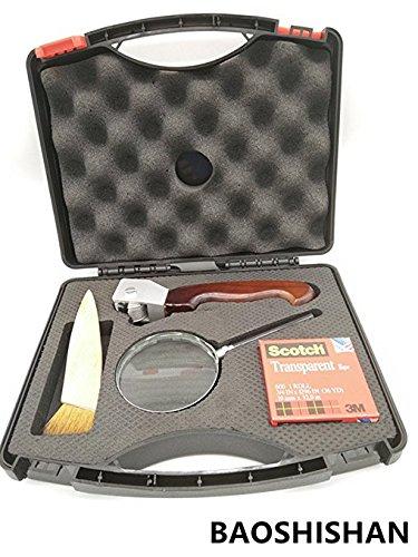 Boshi Electronic InstrumentHGQ Cross Hatch Cutter Hot Cross Hatch Adhesion Tester Instruction Cross-Cut Tester Kit (2 mm cutter)