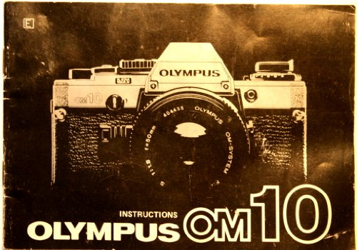 Olympus OM10 Instructions Manual
