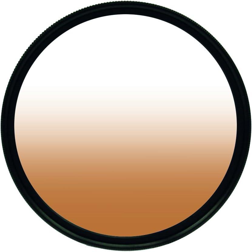 Dorr 62mm Tobacco Graduated Color Filter