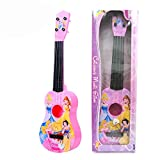 Mini Guitar, Children's Toy Guitar, 4 strings for kids Musical Educational Toy