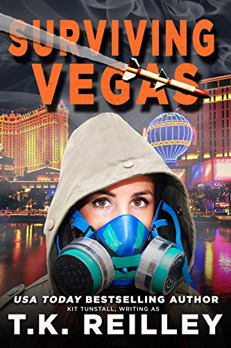 Surviving Vegas by [Reilley, T.K., Tunstall, Kit]