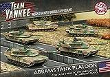 Team Yankee: United States: Abrams Tank Platoon